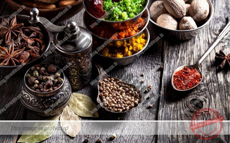Ayurvedic Herbs and Tastes